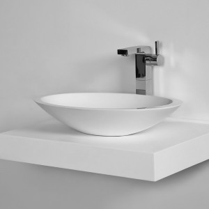 Vasque Solid Surface OVALIS 60 MATE