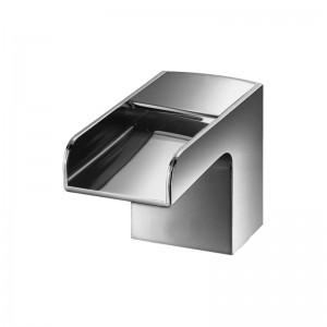 Bec bain cascade en laiton chromé ERMES