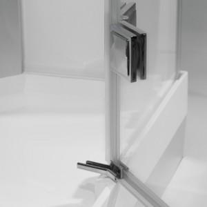 Gouttière et joint de porte pour une étanchéité parfaite