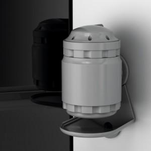 Diffuseur de vapeur permettant l'utilisation d'huiles essentielles