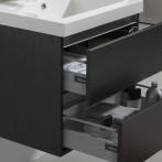 Tiroirs BLUM METABOX avec frein de fermeture et passage de siphon