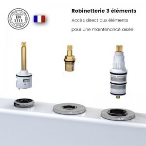 Accès direct aux éléments pour une maintenance aisée