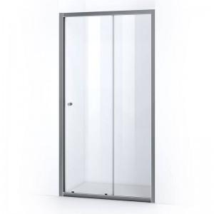 Porte de douche 100 cm avec ouverture coulissante