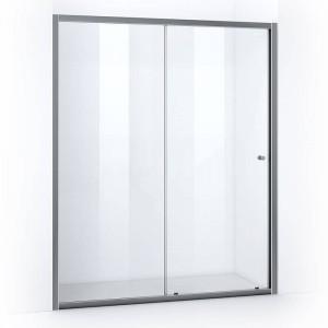 Porte coulissante réversible pouvant être installée à gauche ou à droite