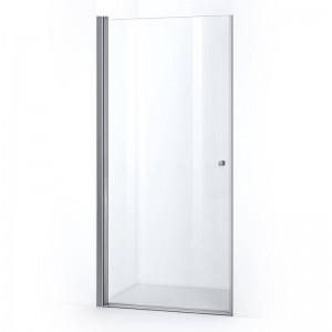 Porte de douche SINA 90 cm avec ouverture battante (réversible)
