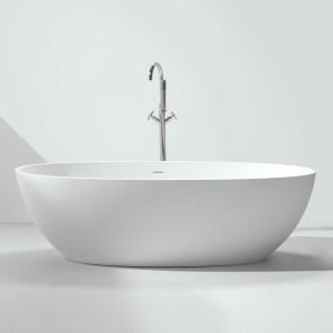 Baignoire ilot LOUNGE 160 Solid Surface