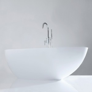Installation avec baignoire Solid Surface COCOON 170