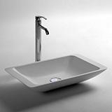Vasque en Solid Surface (Corian)
